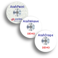 ArahWeave DEMO for Linux