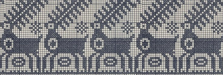 original cross stitch pattern